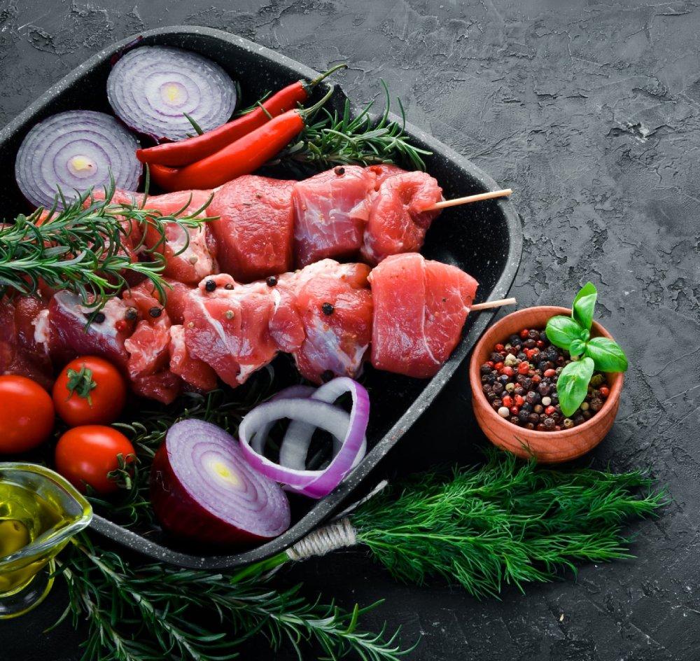 Šviežia mėsa ir mėsos gaminiai